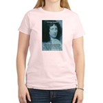 Huygens Combination Women's Pink T-Shirt