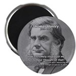 Thomas Huxley and Darwin Magnet