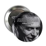 Humanist Aldous Huxley Button
