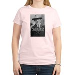 Heisenberg Natural Science Women's Pink T-Shirt