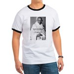Loyalty to Cause: Gandhi Ringer T