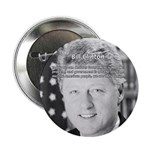"Government Bill Clinton 2.25"" Button (100 pack)"