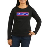 Benedict Arlen Specter Women's Long Sleeve Dark T-