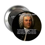 Composer J.S. Bach Button