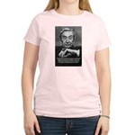 British Philosophy Ayer Women's Pink T-Shirt