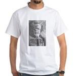 Anaximenes Air Philosophy White T-Shirt