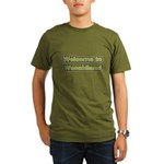 Wasabiland Wasabi Organic Men's T-Shirt (dark)