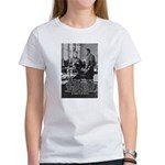 Marie Curie Physics Liberty Women's T-Shirt