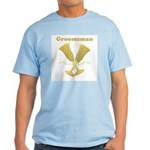 Golden Groomsman Light T-Shirt