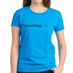 Something Blue Bride Women's Dark T-Shirt