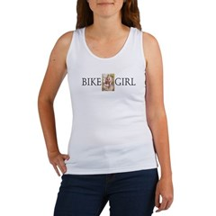 TOP Bike Girl Women's Tank Top