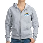 3 Kings Day Women's Zip Hoodie