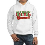 Christmas Emmett Hooded Sweatshirt