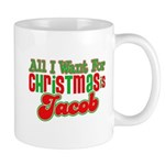 Christmas Jacob Mug