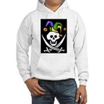 Mardi Gras Hooded Sweatshirt