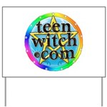 TeenWitch  Yard Sign