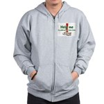 Video Poker Zip Hoodie