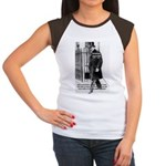 Churchill Fear of Truth Women's Cap Sleeve T-Shirt