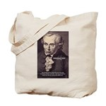 Kant Moral Law: Tote Bag