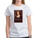Spinoza Ethics Philosophy Women's T-Shirt