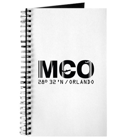 Orlando Florida Airport Code MCO Journal