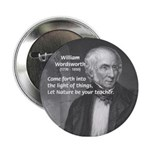 Nature Wordsworth Poetry Button