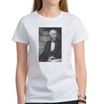 Nature Wordsworth Poetry Women's T-Shirt