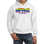 Anti Liberal Hippies Hooded Sweatshirt