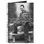 Albert Camus Philosophy Quote Journal