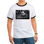Albert Camus Motivational Ringer T