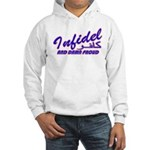 Proud Infidel (Kafir) Hooded Sweatshirt