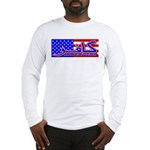 Infidel American Patriotic Long Sleeve T-Shirt