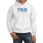 Friends Without Boundaries Hooded Sweatshirt