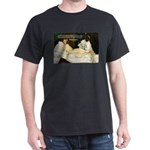 Impressionist Art Manet  Black T-Shirt