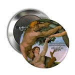 Sistine Chapel Adam & Eve Button