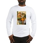 Michelangelo Art Philosophy Long Sleeve T-Shirt