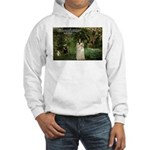 Berthe Morisot Art Quote Hooded Sweatshirt