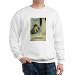 Female Artist Morisot Quote Sweatshirt