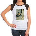 Female Artist Morisot Quote Women's Cap Sleeve T-S