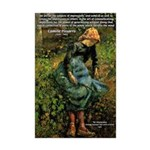 Pissarro Art of Impressions Mini Poster Print