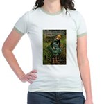 Pissarro Art of Impressions Jr. Ringer T-Shirt