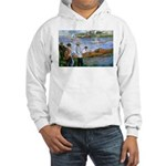 Renoir Painting: Art & Beauty Hooded Sweatshirt