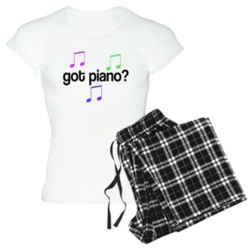 pianist pajamas