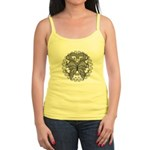 Tattoo Butterfly Diabetes Jr. Spaghetti Tank
