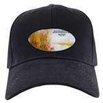 Alfred Sisley Nature Quote Black Cap