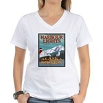 Alaska Reunion Women's V-Neck T-Shirt