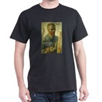 Vincent Van Gogh Quote Black T-Shirt