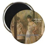 Aesop Quote Psyche Painting Magnet