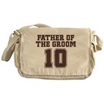 Uniform Groom Father 10 Messenger Bag