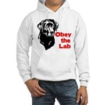 Obey the Lab Hooded Sweatshirt